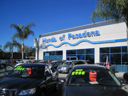 Honda of Pasadena building