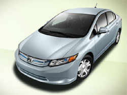 Honda Civic Hybrid from Honda of Pasadena