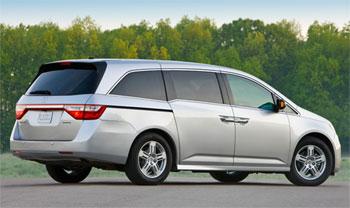 Honda Odyssey Minivan from Honda of Padadena
