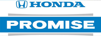 The Honda Promise from Honda of Pasadena