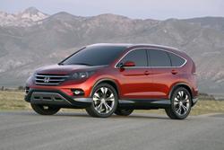 2012 Honda CRV Concept