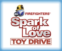 Spark of Love Toy Drive Pasadena
