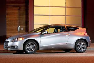 2012 Honda CR-Z Hybrid from Honda Pasadena