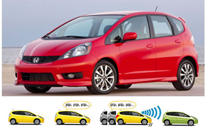 Honda Fit City Brake System Pasadena