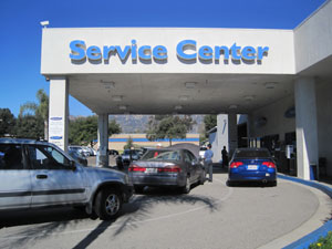 Honda Service Center Pasadena, CA